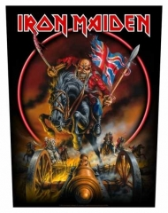 Iron Maiden Maiden England