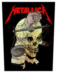 Metallica Harvester Of Sorrow Backpatch