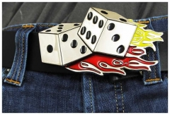 Belt Buckle Dice