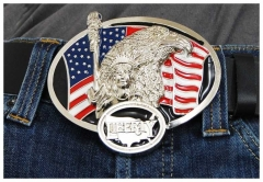 Belt Buckle American Liberty