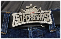 Belt Buckle Superstars