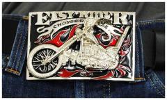 Gürtelschnalle Easy Rider