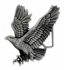 Gürtelschnalle Adler