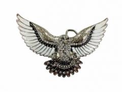 Gürtelschnalle Fliegender Adler