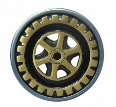 Gürtelschnalle Wheel