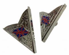 Cowboy Kragenclips - Großbritannien