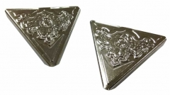 Western Cowboy Clips Ornaments