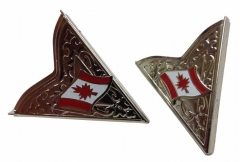 Cowboy Kragenclips - Kanada
