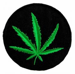 Aufnäher - Cannabis