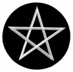 Aufnäher - Pentagramm
