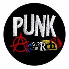 Aufnäher - Punk Anarchie