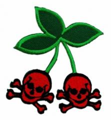 Aufnäher - Kirschen Des Todes
