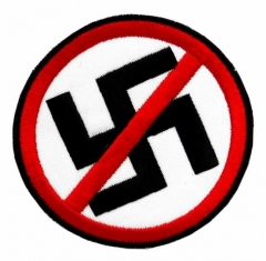 Aufnäher - Anti Nazi