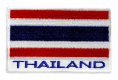 Aufnäher - Thailand