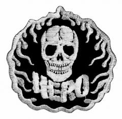 Aufnäher - Hero