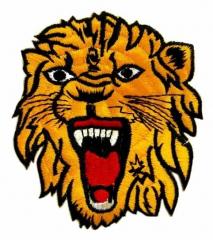 Aufnäher - Lion