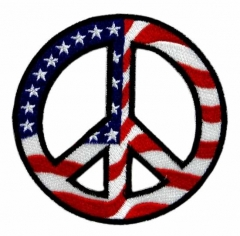 Aufnäher - Peace (USA)