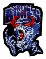 Aufnäher - Skull Bones