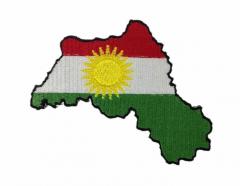 Aufnäher - Kurdistan