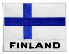 Aufnäher - Finland