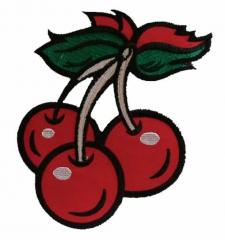 Aufnäher - Sweet Cherries
