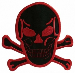 Aufnäher - Mean Skull