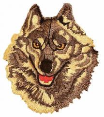 Aufnäher - Wolf
