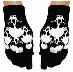 Handschuhe Skull