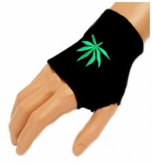 Handstulpen Hanf