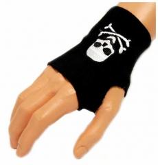 Handstulpen Skull
