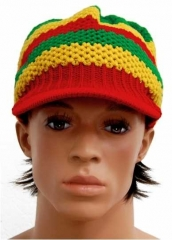Rasta Cap - The Tam