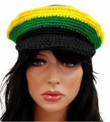 Rasta Cap - Jamaican Beauty