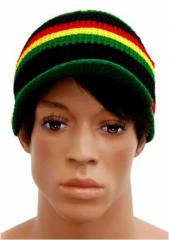 Rastafari Cap - The Cozy