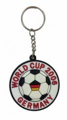 Fußball-Weltmeisterschaft 2006 Schlüsselanhänger aus Gummi