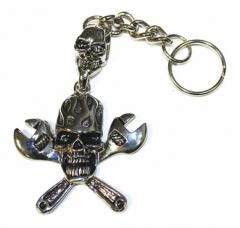 Schlüsselanhänger - Totenköpfe
