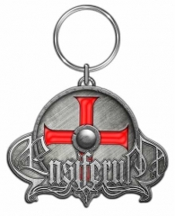 Ensiferum Shield Keyring Pendant