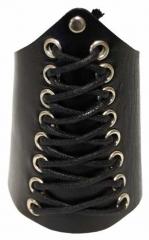 Armband Uni 9,5cm zum Schnüren