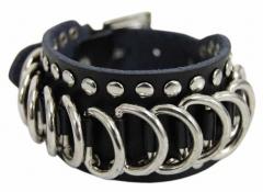 Armband Ringe und Flachnieten