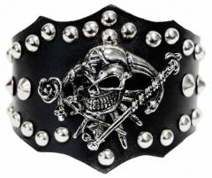 Harlekin der Hölle Armband