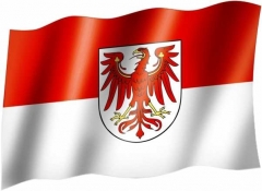 Brandenburg - Fahne