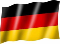 Deutschland - Fahne