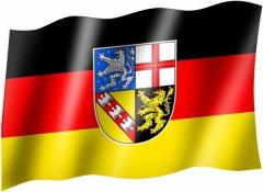 Saarland - Flag