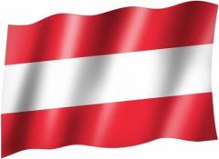 Oesterreich - Fahne