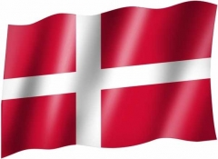 Dänemark - Fahne