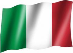 Italien - Fahne