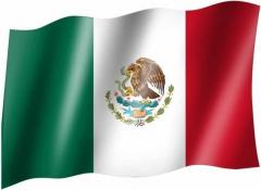 Mexiko - Fahne