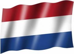 Niederlande - Fahne