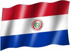 Paraguay - Fahne