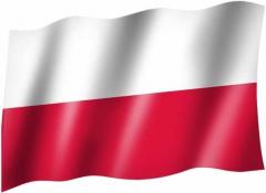 Polen - Fahne