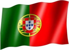 Portugal - Fahne
